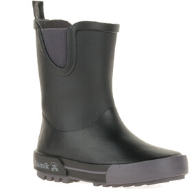Kamik Rainplay Rubber Boots Kids Black